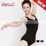 D006195 Wholesale dance wear gymnastics leotard fabric ballet thong leotard