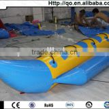 Most popular flying inflatable water sled banana boat