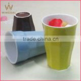 New Design Colorful Ceramic cup set