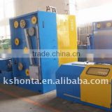 Medium wire drawing machine Jiangsu Kunshan HONTA manufacuturer of copper wire processing equipment