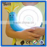 Battery operated automatic Touch botton snail rechargeable LED kids night table lamp/light for wholesale