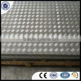 China Supplier Aluminum Tread/Checker Plate Specifications for Bus for Bus /Boat /Trailer /Truck/ Floor/ decoration