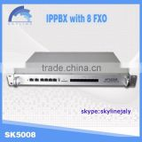high quality IP-PBX & Router asterisk ip pbx skype gateway