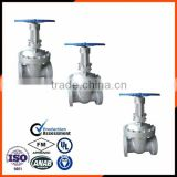 Manual API Rising Stem Gate Valve Used In Oil & Gas From China