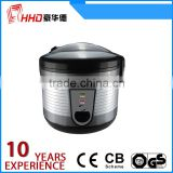 HHD popular hood mini rice cooker stainless steel amc cookware price for hot selling