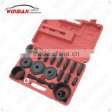 WINMAX WT04037 WINMAX 21PCS Front Wheel Drive Car service Bearing Removal Tool Set