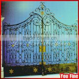 Wrought Modern Beautiful House Iron Gate Design                                                                         Quality Choice
