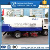 Durable special vehicle Dongfeng DFAC made light sweeper truck direct sale