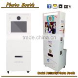 INquiry about 2016 Freestanding Photo Booth Kiosk / Photo Booth Machine / Touch Screen Photo Booth