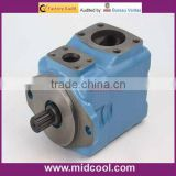VQ series single stage rotary vane vacuum cylinder reciprocal cylinder diesel engine fuel injection pump