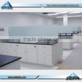 Used School Furniture Electrical Laboratory Work Bench Engineering Lab Working Table with Socket