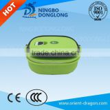DL hot sale lunch box / food carrier 1 layer, 2 layer, 3 layer, 4 layer stainless steel tank