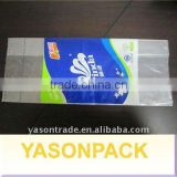 print facial tissue bag for packaging