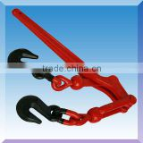drop forged hardware alloy steel/carbon steel plastic-sprayed drop forged lifting hoist lever-type binder