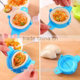 Dumpling Maker Device Home plastic Dough Press Jiaozi Ravioli Mold Mould Kitchen Cooking Pastry Tools Gadgets Hot Sale