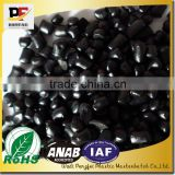 PP/PE/ABS Carbon Black Masterbatch for garbage bags, sheet, pipe color masterbatch manufacturer