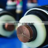 High tension power cable underground 66kv 110kv 132kv 220kv 245kv 400kv 500kv XLPE Cable