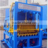 Hot sells QT4-20C concrete ecological brick molding machine from Huarun Tianyuan factory