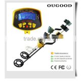 Best Gold metal detector for Merry Christmas Gift promotion, diamond gemstone gold metal detector