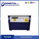 Professional Manufacturer: Semi Automatic High Table Carton Box Strapping Machine