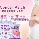 MYMI Wonder Slimming Patch 5pcs/box Belly Abdomen Weight Loss slimming Fat burning Cream Navel Stick Efficacy Slim Patch