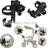 New design Baby Stroller Bottle Holder / Milk Bottle Cup Drink Bottle Holder / Pushchair bottle rack