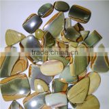 NATURAL POLYGRAM JASPER CABOCHON BEAUTIFUL COLOR AMAZING QUALITY LOT