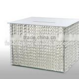 MB-ccrystal money box for wedding or event festival ceremony