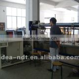Automatic Eddy current mechanical transmission / measuring system