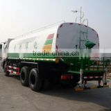 22000L large capacity Dongfeng water tanker fire truck truck mounted water drill rig cocoa powder