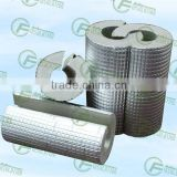 Aluminum Foil Faced PE Foam Pipe for Tube Heat Insulation