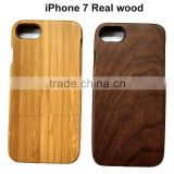 2016 new product own design print custom wood cell phone case,for iphone 7 cover,for iphone 7 case