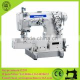 Cylinder-bed Interlock Sewing Machine for Rolled Edge Sewing Machine Supplies Sewing Machine CS-601