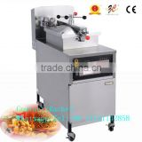 PFE-800 Stainless Steel Chicken Pressure Fryer Electric Commercial Chicken Fryer Wholesale Pressure Fryer From MINGGU