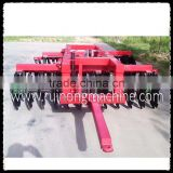 High performance drag farm heavy duty disk harrows with assembly bearing