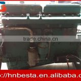 used Diesel the engine DS11-42 used for scania parts
