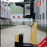 Cost Effective AC motor Curtis controller Electric tractor Order Picker stacker forklift