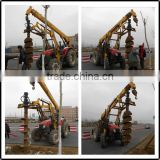 Hot sale deep hole drilling machine piling equipment for agriculture