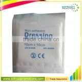 Non Adherent Dressing Pad Bandage Surgical Sterile Medical Gauze