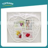 Toprank Keeping Sweet Memory Fashion Apple Shaped 2x2 Photo Picture Frame Decorative Wall Hanging Photo Picture Frame