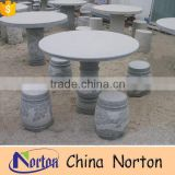 Garden decoration italian stone tables and benches NTS-B269A
