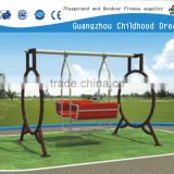 (CHD-875) Outdoor garden furniture, kids single swing, single seat swing chair