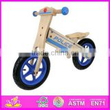 2015 Hot sale high quality bike toy, new and popular balance bike toy, wooden bike toy WJ277575