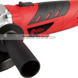 650W 115mm electric soft grip angle grinder