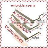 embroidery parts
