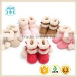 girls furry shoes cotton boots winter items for toddler eco-friendly material shoe kid
