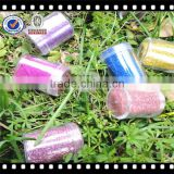 Most popular High Quality Hexagonal Glitter Powder For Decoration Polyester Glitter