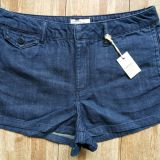 Sell garment stocklot of F21 ladie denim shorts