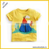 High Quality Custom Multicolor Printing Baby T-Shirt