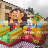 New Designed Lion Jungle Inflatable Playland